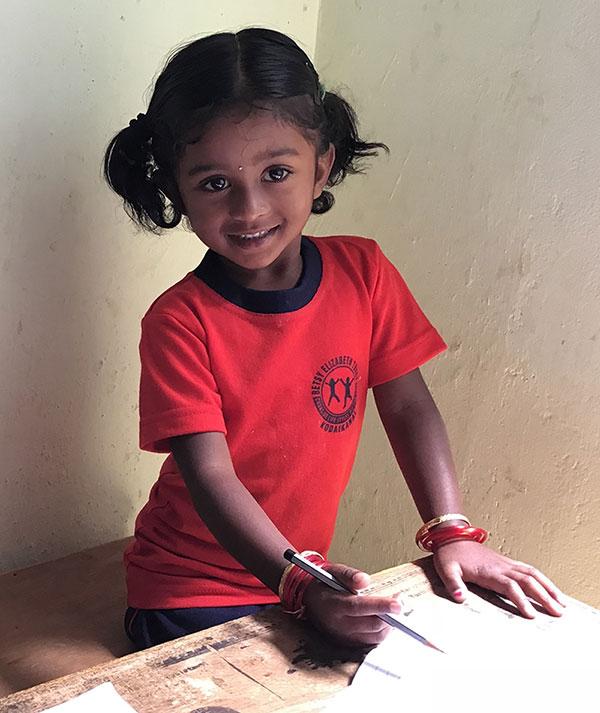 little girl-sponsor a child